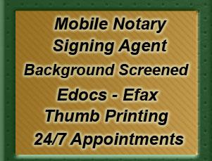 NY Notary net - Glossary of Notary Terms